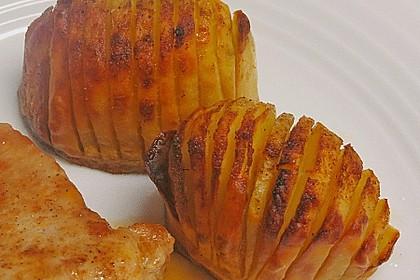 Fächerkartoffeln für Leute mit wenig Zeit 21