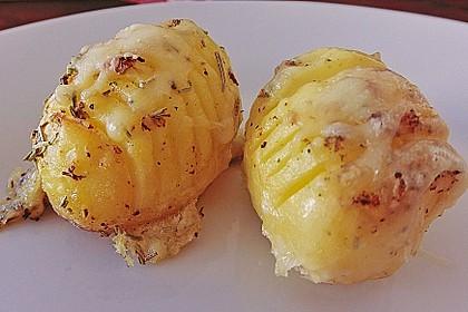 Fächerkartoffeln für Leute mit wenig Zeit 16