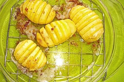 Fächerkartoffeln für Leute mit wenig Zeit 36