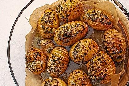 Fächerkartoffeln für Leute mit wenig Zeit 7