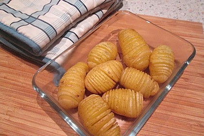 Fächerkartoffeln für Leute mit wenig Zeit 40