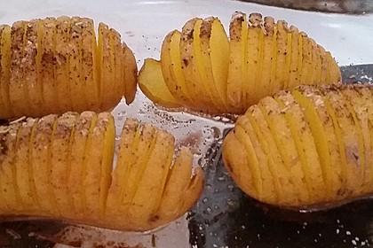Fächerkartoffeln für Leute mit wenig Zeit 22