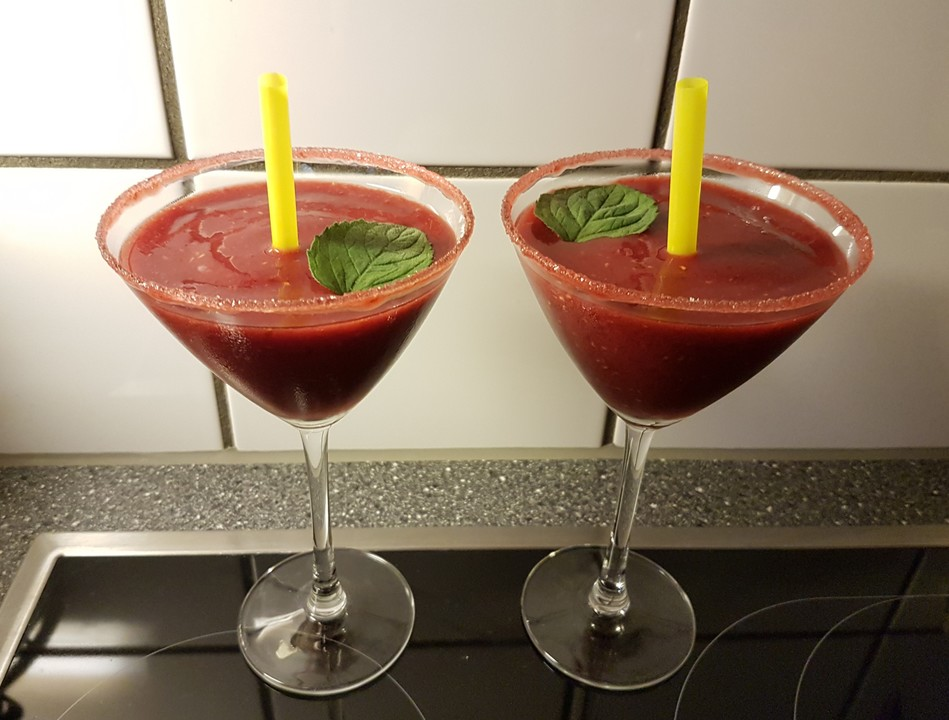 erdbeer daiquiri no 1 von dirkfenske chefkoch de