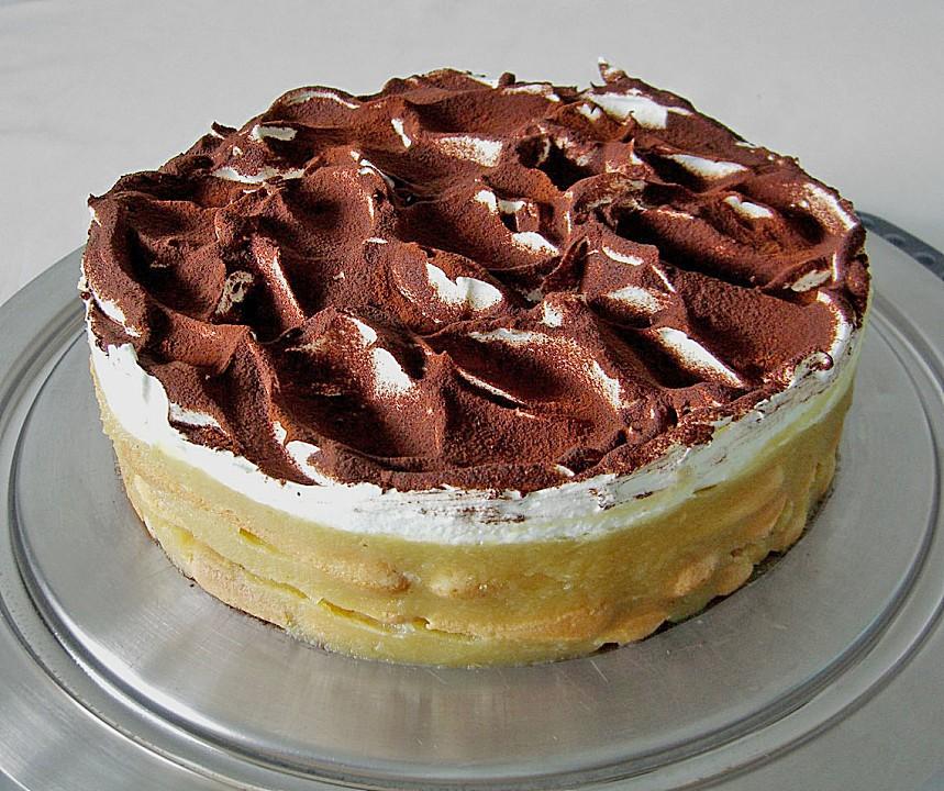 Apfeltraum - Torte (Rezept Mit Bild) Von Altbaerli | Chefkoch.De