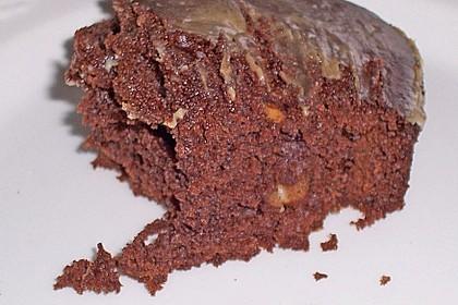 Maple Glazed Walnut Brownies 10
