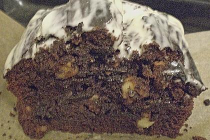 Maple Glazed Walnut Brownies 20