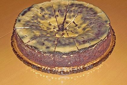 Maple Glazed Walnut Brownies 11