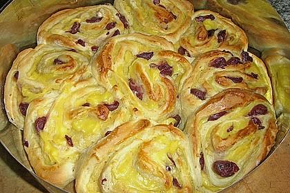 Pudding - Schnecken 24