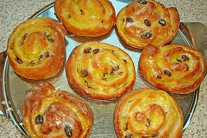Pudding - Schnecken 3