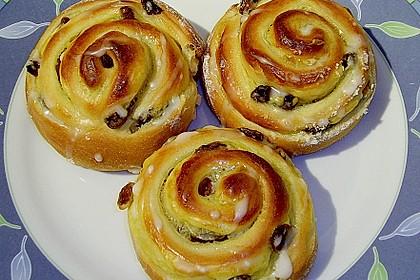 Pudding - Schnecken