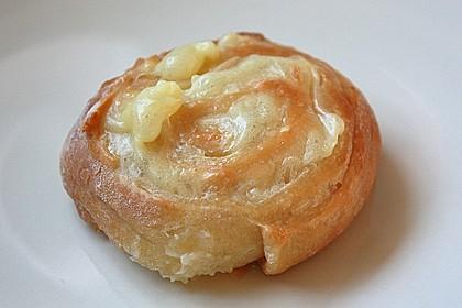 Pudding - Schnecken 8