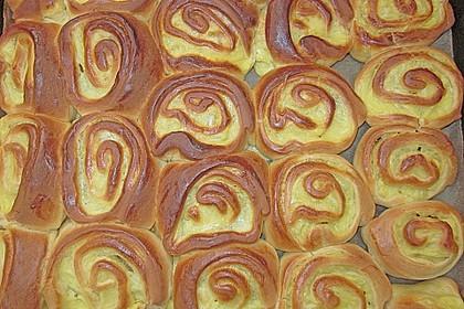 Pudding - Schnecken 36