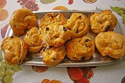 Pudding - Schnecken 43