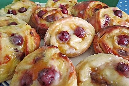 Pudding - Schnecken 15