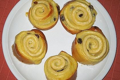 Pudding - Schnecken 23