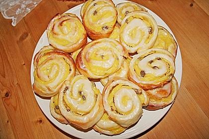Pudding - Schnecken 19