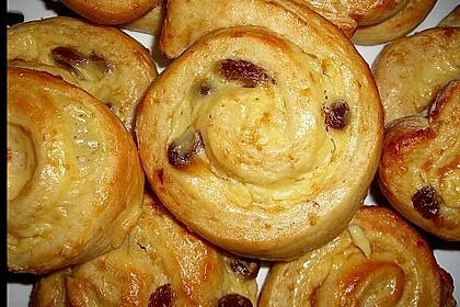 Pudding - Schnecken 2