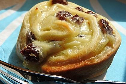Pudding - Schnecken 7