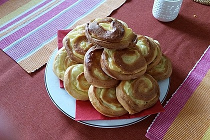 Pudding - Schnecken 39