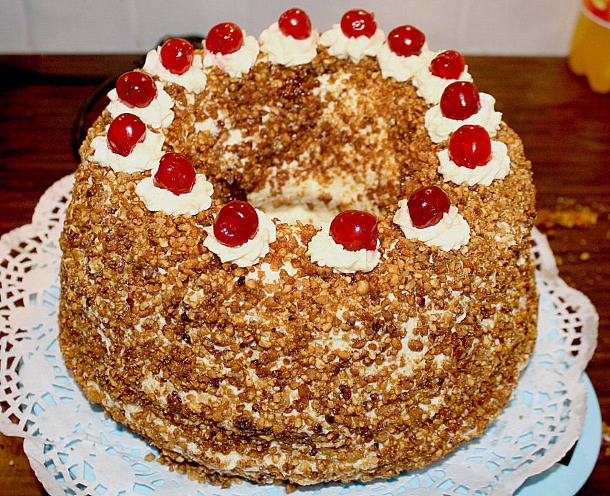 Anne Of Cleves Cake Recipe