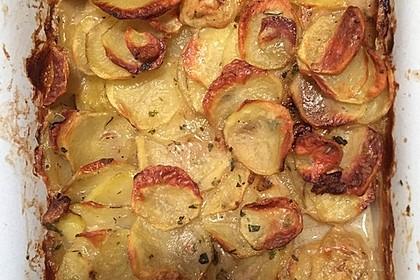 Das beste Kartoffelgratin 126