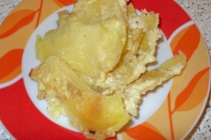 Das beste Kartoffelgratin 150