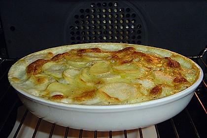 Das beste Kartoffelgratin 15