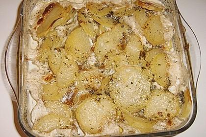 Das beste Kartoffelgratin 96