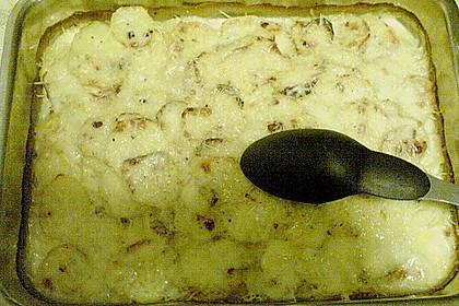 Das beste Kartoffelgratin 159