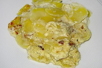 Das beste Kartoffelgratin 104