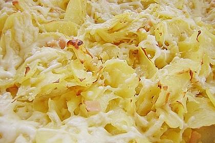 Das beste Kartoffelgratin 95