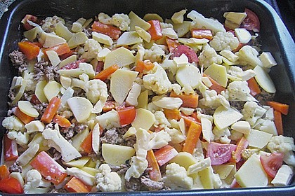 Das beste Kartoffelgratin 130