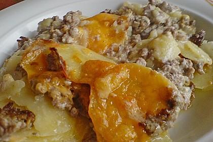 Das beste Kartoffelgratin 133