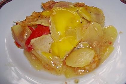 Das beste Kartoffelgratin 129
