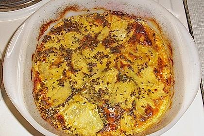 Das beste Kartoffelgratin 63