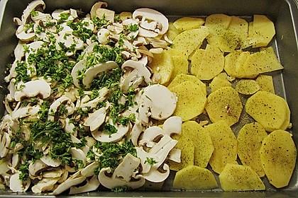 Das beste Kartoffelgratin 87