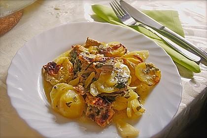 Das beste Kartoffelgratin 8
