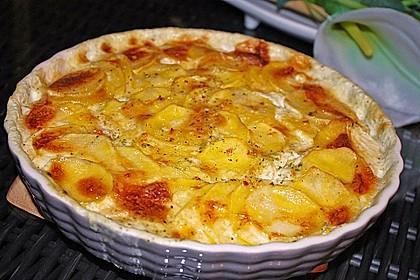 Das beste Kartoffelgratin 0