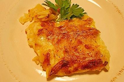 Das beste Kartoffelgratin 2