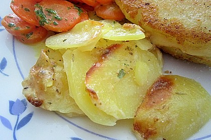 Das beste Kartoffelgratin 60