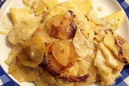 Das beste Kartoffelgratin 24
