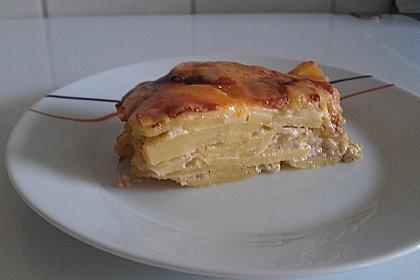 Das beste Kartoffelgratin 85