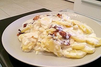 Das beste Kartoffelgratin 135