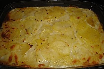 Das beste Kartoffelgratin 48