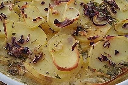 Das beste Kartoffelgratin 123