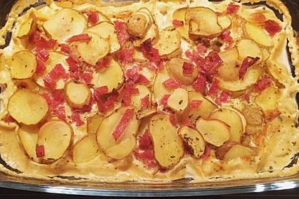 Das beste Kartoffelgratin 38