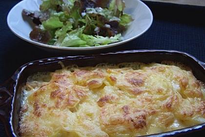 Das beste Kartoffelgratin 9