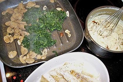 Fisch-Spinat Auflauf 8