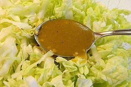 Scharfer Chinakohlsalat 1