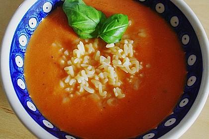 Cremige Tomatensuppe mit Kokosmilch 24